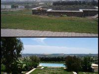OM-Paysage : Villa Oued Ellil : Paysage : Tunisie : Paysagiste 1